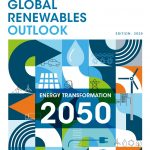 IRENA Global Renewables Outlook 2020 - okladka
