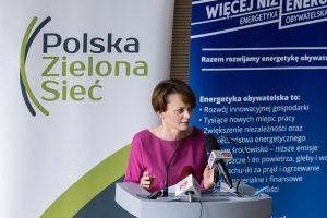 Jadwiga Emilewicz PZS WNE (1)