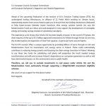 Koalicja Klimatyczna - apel ws ETS (pico)