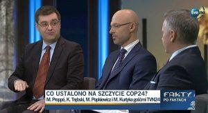 TVN Fakty po faktach 2018 12 26 - COP24(2)