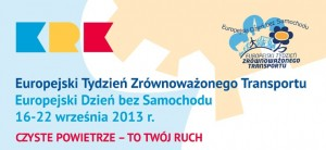 Tydzien Mobilnosci 2013